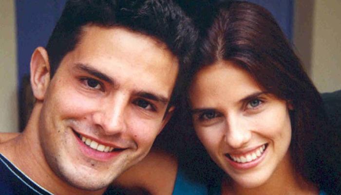Iran Malfitano e Rafaella Mandelli