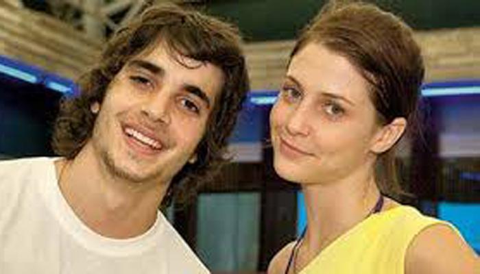 Christiana Ubach e Fiuk
