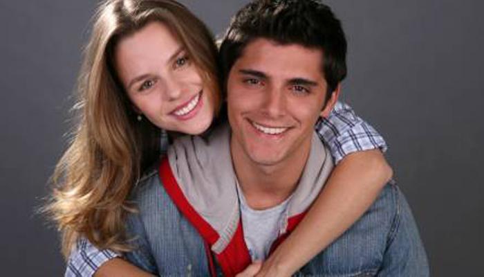 Daniella Carvalho e Bruno Gissoni