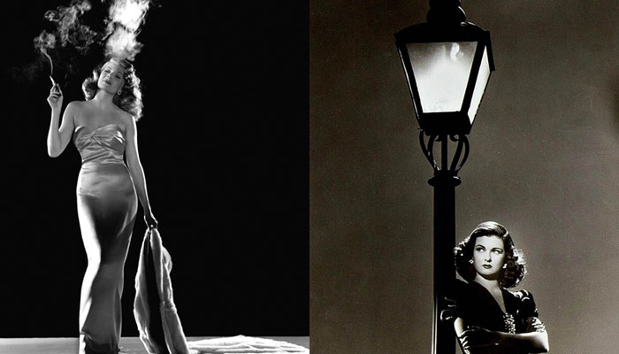 femme fatlaes in film noir 41 quotes have been tagged as femme-fatale: gillian flynn: 'i've grown quite weary of the spunky heroines, brave rape victims, soul-searching fashionista.