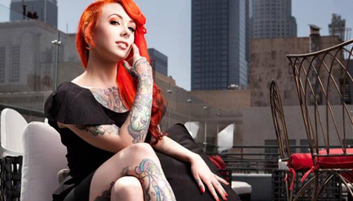 Tatuadora Megan Massacre