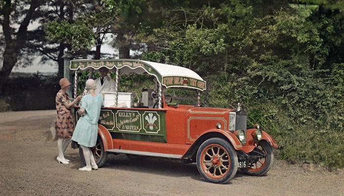 Carro anos 20