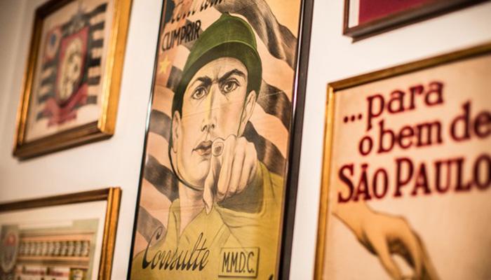Cartazes da Revolução de 32