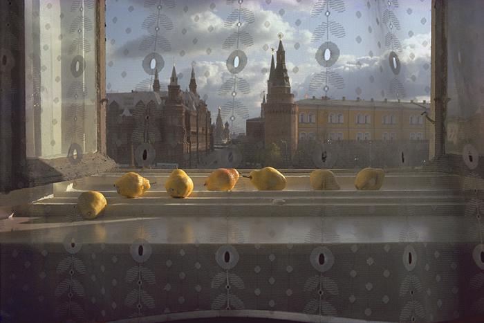 Moscou, URSS   Fotografia de SAM ABELL   1983