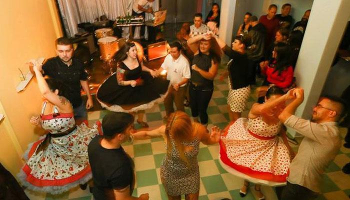Rockerama Club