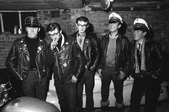 Rockers britânicos nos anos 50