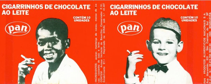 Cigarrinhos de Chocolate