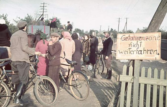 Fotos Coloridas 2º Guerra Mundial