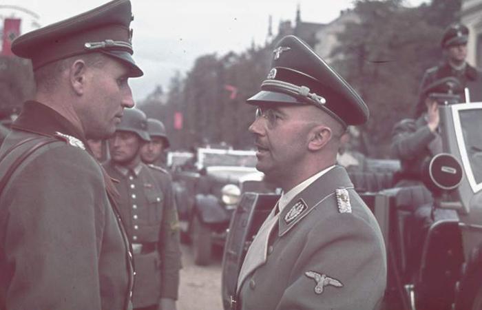 einrich Himmler