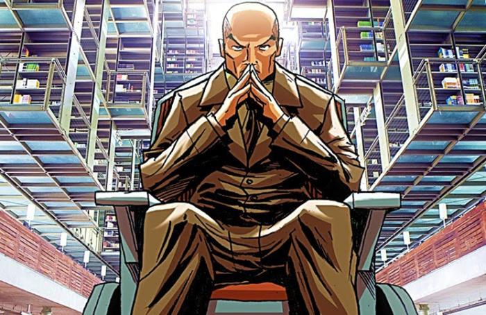 Professor-Xavier