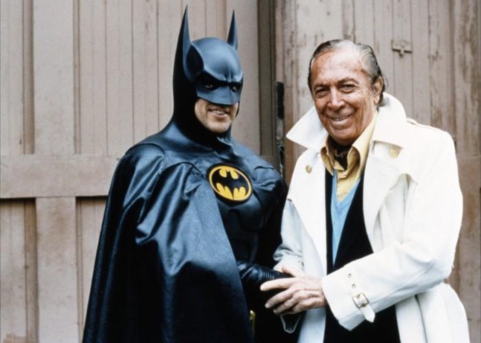 O Batman de Michael Keaton e Bob Kane