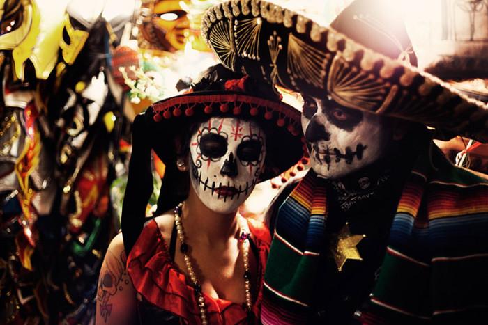 Casal mexicano