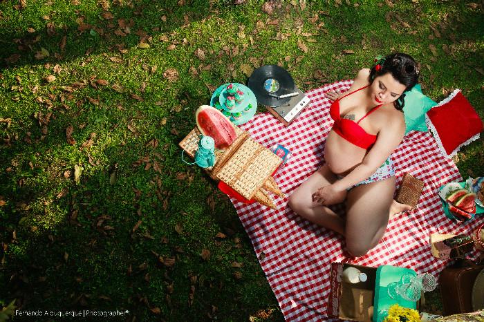 Vanessa (Foto: Fernando Albuquerque / Be a Bombshell)