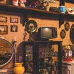 Decoração da Boutique Vintage