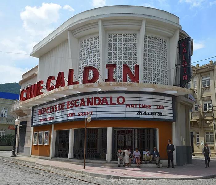 Cinema da cidade