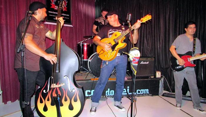Banda Old Black Joe (Foto: Divulgação)