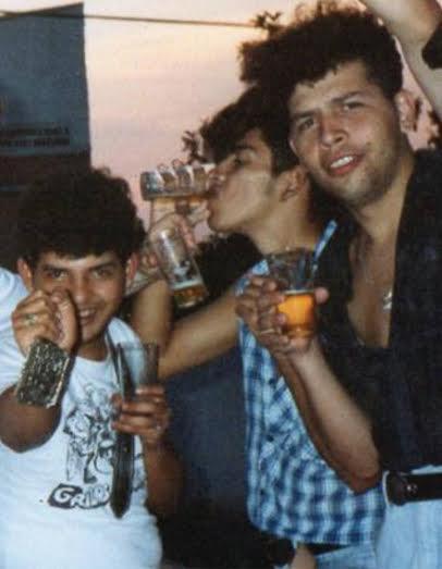 Ivan, Ivanio e Billy Gato.