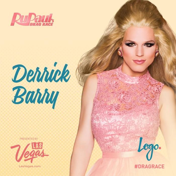 Derrick Barry
