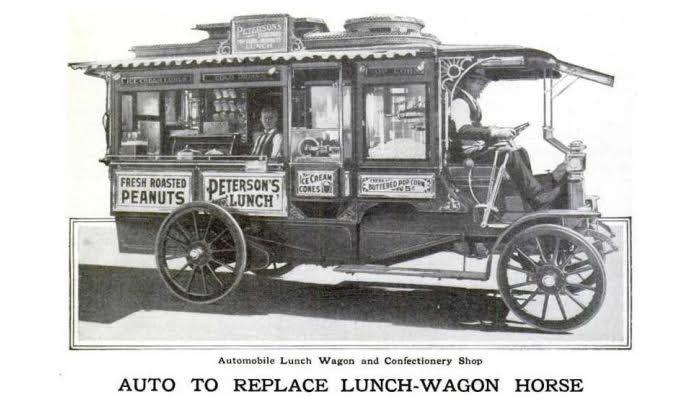 Modelo de Dinning Car