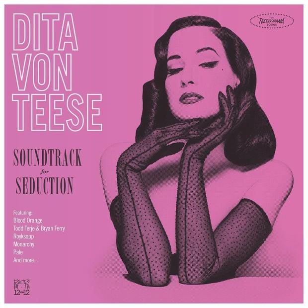 Capa do álbum 'Soundtrack for Seduction'