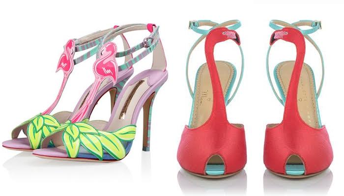Sapato Flamingo