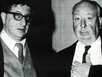 Bernard e Hitchcock