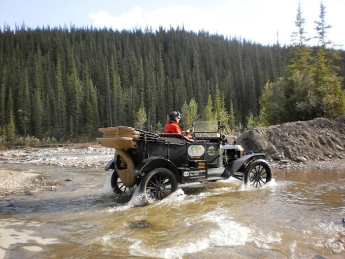 Volta ao Mundo em um Ford T
