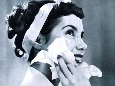 Beleza anos 50