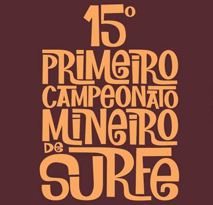 15º Primeiro Campeonato Mineiro de Surfe
