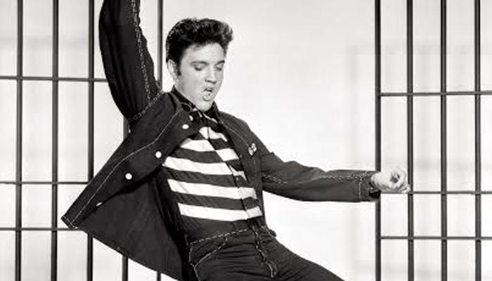 Elvis em o Prisioneiro do Rock