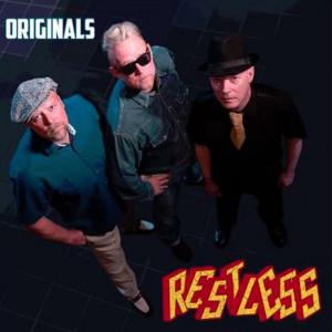Capa do CD Originals Restless, de 2015 (Foto: Divulgação)