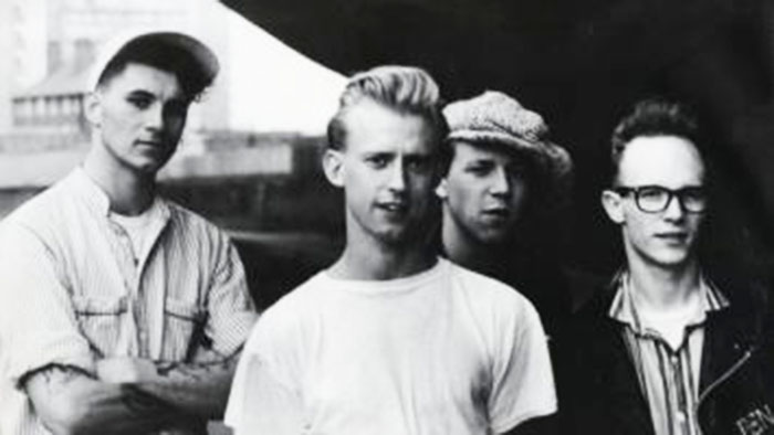 Restless nos anos 90 (Foto: Reprodução)