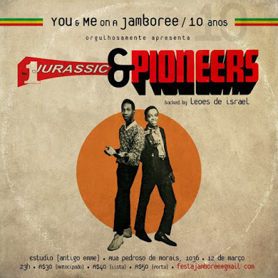 The Pionners na 10º Jambore