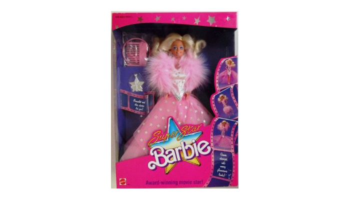 Barbie na versão Disco (Foto: Reprodução)