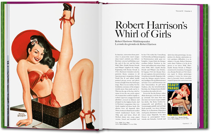 History of Pin-Up Magazines