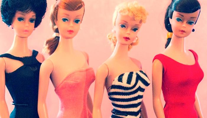 Barbie nos anos 50