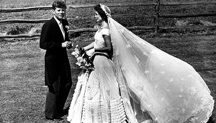 Jackie Kennedy Noiva