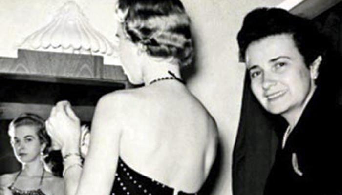 Madame Boriska, famosa modista brasileira