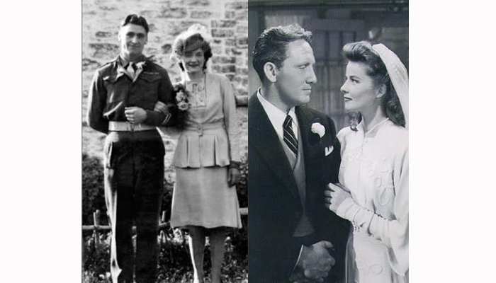 Noivas anos 40