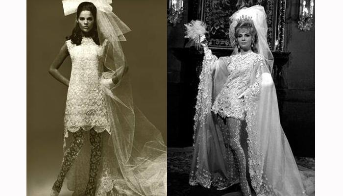Noivas dos anos 60