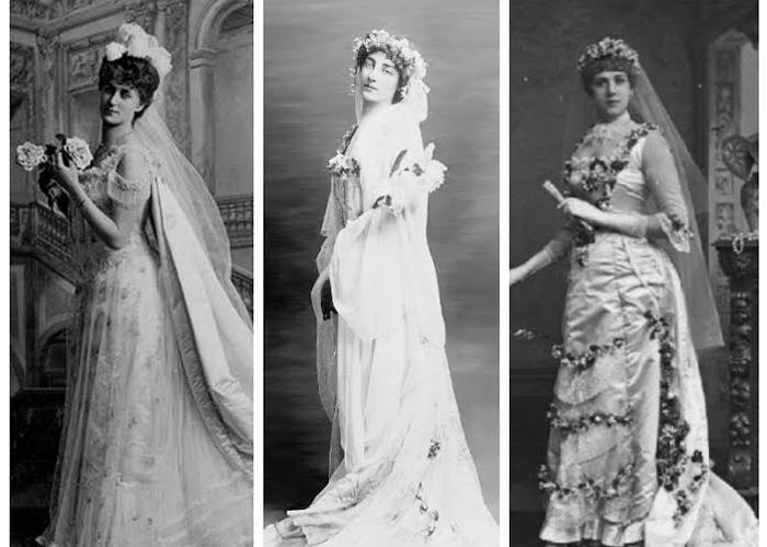 Noivas em 1910