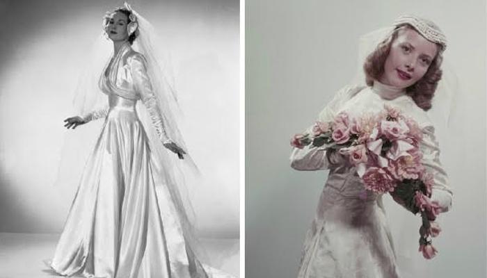 Noivas nos anos 30