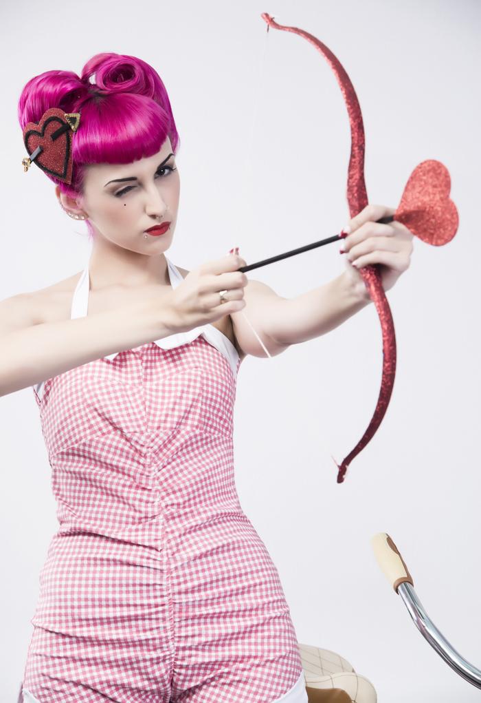 Sarah Cupido dia dos Namorados