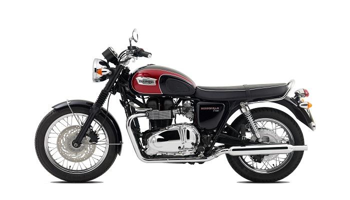 Triumph Boneville t100