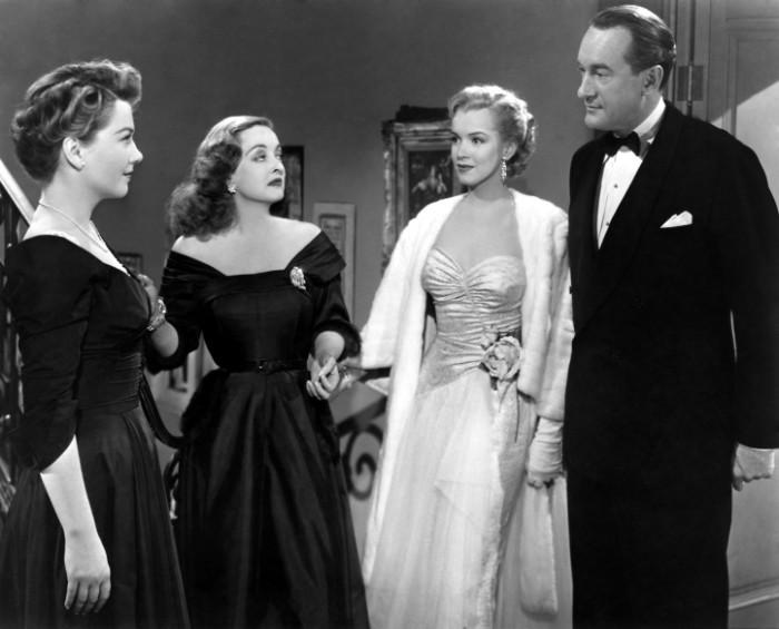 Cena do filme A Malvada, de 1950 (Foto: Reprodução)