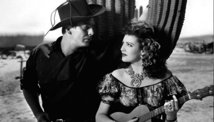 Linda Darnell e Victor Mature