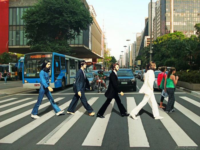 Beatles na Paulista -Dorival M Finotto