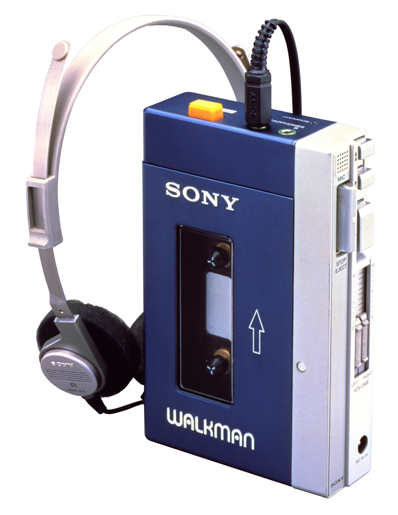 Walkman da Sony