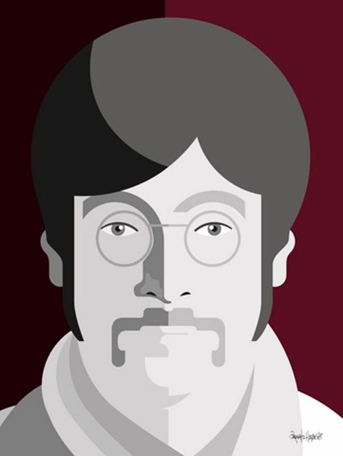 John Lennon - Renato Hayashi
