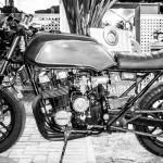 Veteran Motorcycle Rock